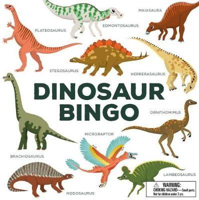Dinosaur Bingo -