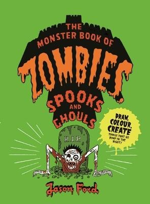 The Monster Book of Zombies, Spooks and Ghouls - pr_59447