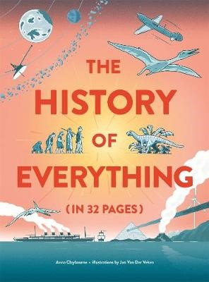 The History of Everything in 32 Pages -
