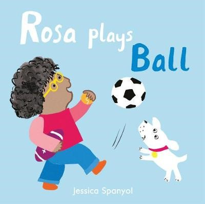 Rosa Plays Ball - pr_68416