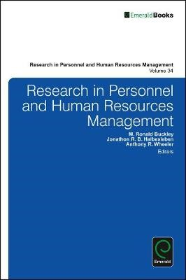 Research in Personnel and Human Resources Management -