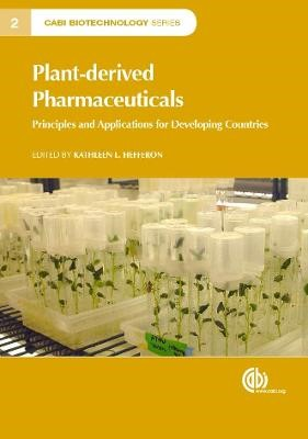 Plant-derived Pharmaceuticals - pr_425067
