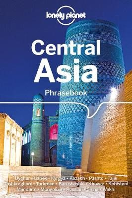 Lonely Planet Central Asia Phrasebook & Dictionary - pr_171333
