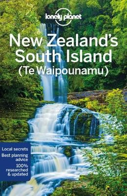 Lonely Planet New Zealand's South Island - pr_360623