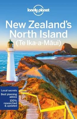 Lonely Planet New Zealand's North Island - pr_155876