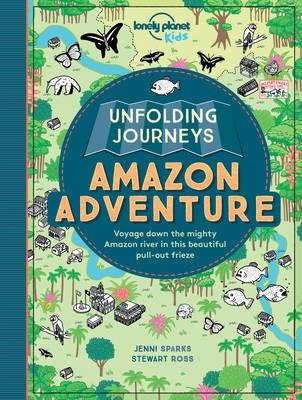 Unfolding Journeys Amazon Adventure -