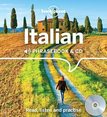 Lonely Planet Italian Phrasebook and CD -
