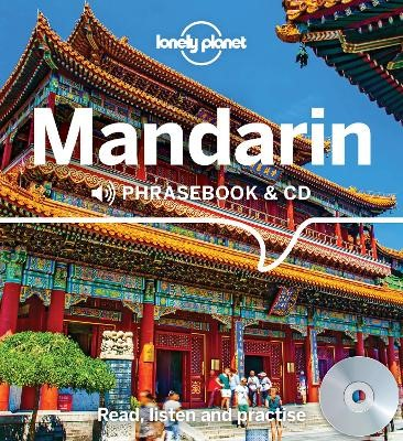 Lonely Planet Mandarin Phrasebook and CD -
