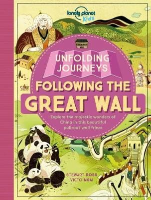 Unfolding Journeys - Following the Great Wall -