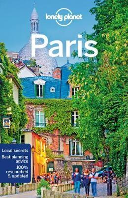 Lonely Planet Paris -