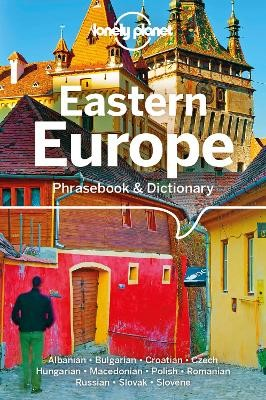 Lonely Planet Eastern Europe Phrasebook & Dictionary -