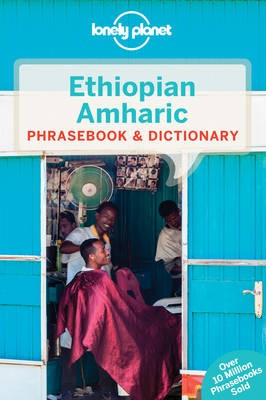 Lonely Planet Ethiopian Amharic Phrasebook & Dictionary - pr_168999