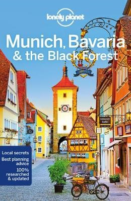 Lonely Planet Munich, Bavaria & the Black Forest - pr_371631