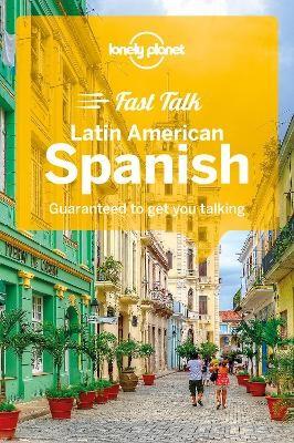 Lonely Planet Fast Talk Latin American Spanish - pr_165216