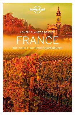 Lonely Planet Best of France - pr_175324