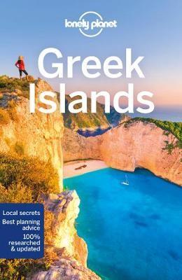 Lonely Planet Greek Islands - pr_165611