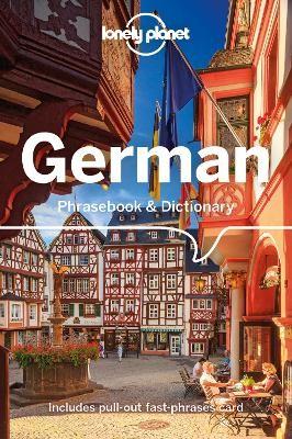 Lonely Planet German Phrasebook & Dictionary -