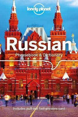 Lonely Planet Russian Phrasebook & Dictionary -