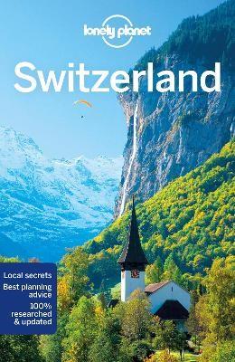 Lonely Planet Switzerland - pr_165446