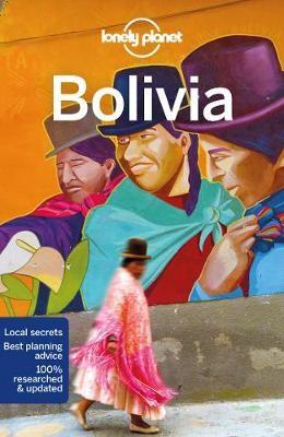 Lonely Planet Bolivia - pr_354764