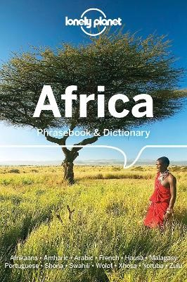 Lonely Planet Africa Phrasebook & Dictionary -