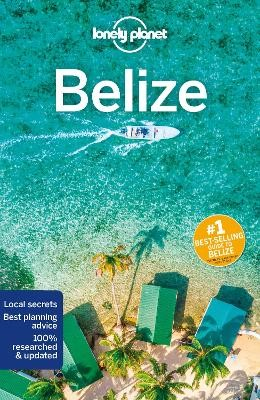 Lonely Planet Belize -