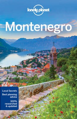 Lonely Planet Montenegro - pr_163052