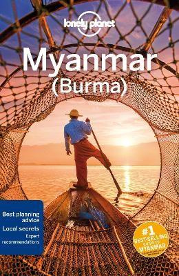 Lonely Planet Myanmar (Burma) -