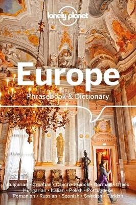 Lonely Planet Europe Phrasebook & Dictionary - pr_171761