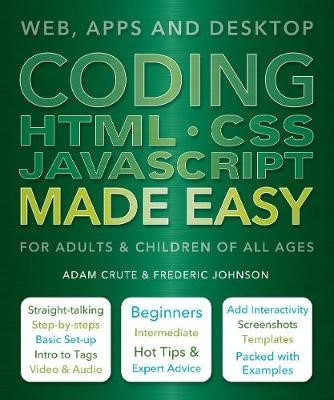 Coding HTML CSS JavaScript Made Easy - pr_61384