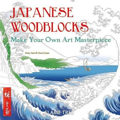 Japanese Woodblocks (Art Colouring Book) - pr_61416