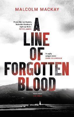 A Line of Forgotten Blood -