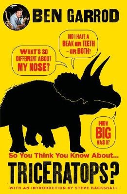 So You Think You Know About Triceratops? - pr_118522