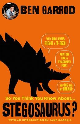 So You Think You Know About Stegosaurus? - pr_119172