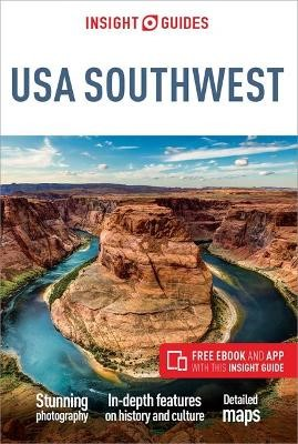 Insight Guides USA Southwest (Travel Guide with Free eBook) -