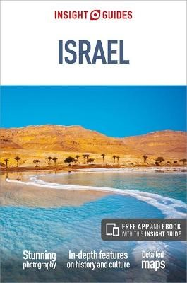 Insight Guides Israel (Travel Guide with Free eBook) -