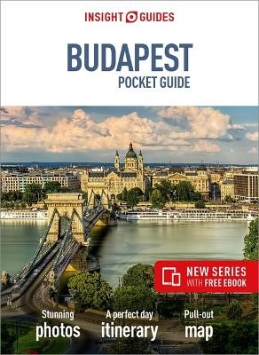 Insight Guides Pocket Budapest (Travel Guide with Free eBook) -