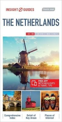 Insight Guides Travel Map Netherlands - pr_43486