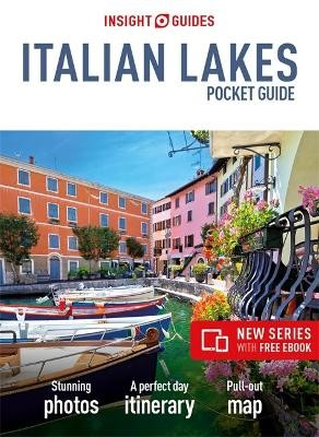 Insight Guides Pocket Italian Lakes (Travel Guide with Free eBook) -