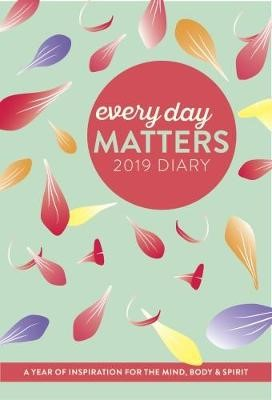 Every Day Matters 2019 Desk Diary - pr_261350