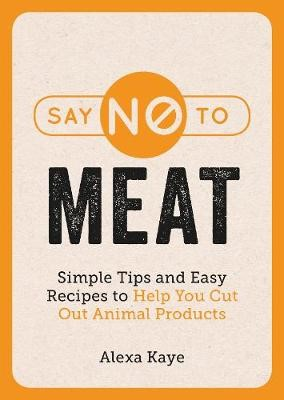 Say No to Meat -