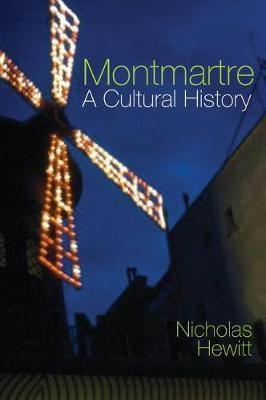 Montmartre: A Cultural History - pr_30874