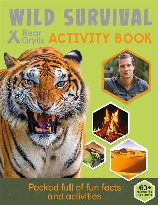 Bear Grylls Sticker Activity: Wild Survival - pr_277362