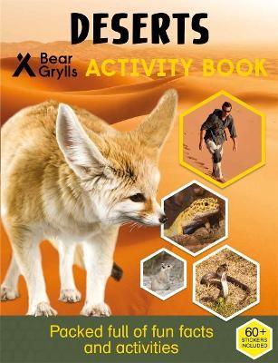 Bear Grylls Sticker Activity: Desert -