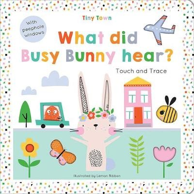 What did Busy Bunny hear? - pr_288282