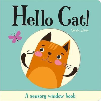 Peek-a-boo Little Cat! - pr_326081