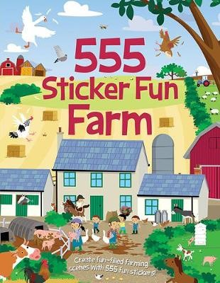 555 Sticker Fun Farm - pr_288296