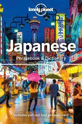 Lonely Planet Japanese Phrasebook & Dictionary - pr_355324