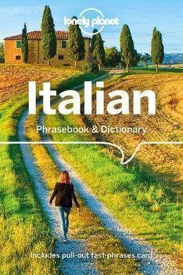 Lonely Planet Italian Phrasebook & Dictionary  - pr_177984