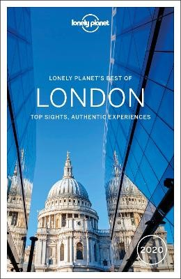 Lonely Planet Best of London 2020 -